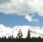 Mt shasta photo ipone image